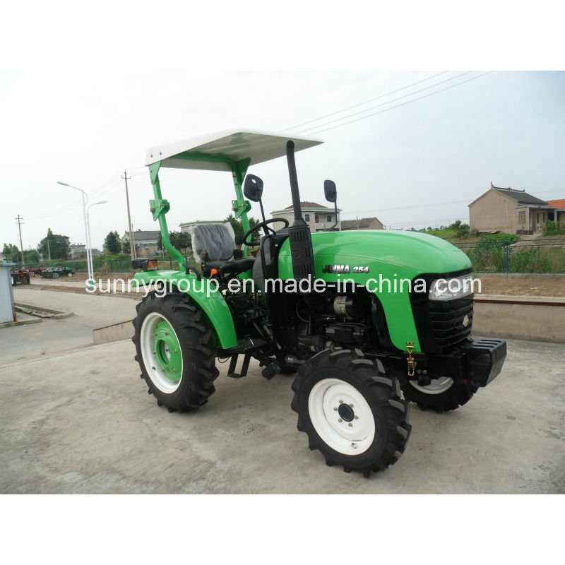 EPA IV Approved Jm254 Tractor