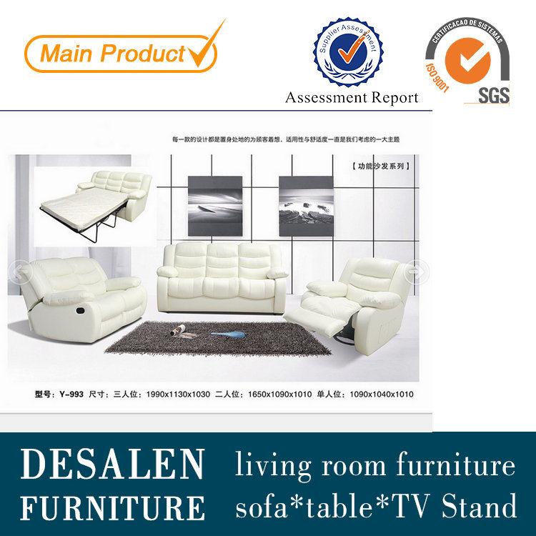 Hotel Furniture Recliner Sofa (Y993)