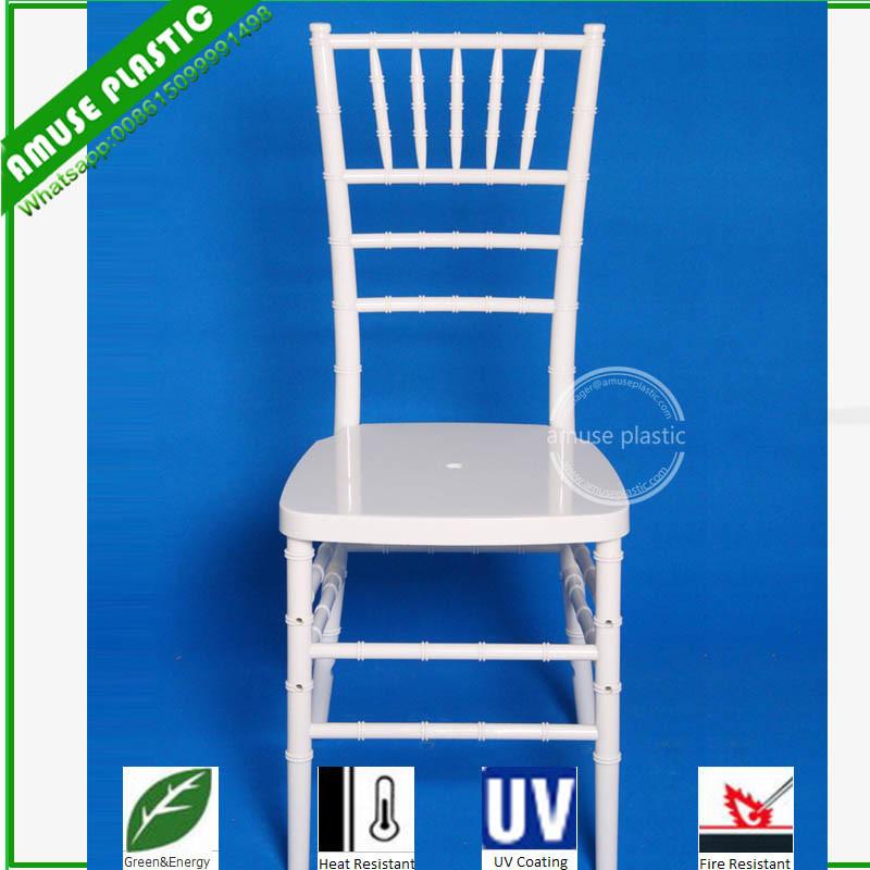Resin Chiavari Wedding Tifanny Chairs Wholesale
