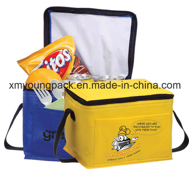 Promotional Custom Non-Woven Insulated Lunch Bag for Kids