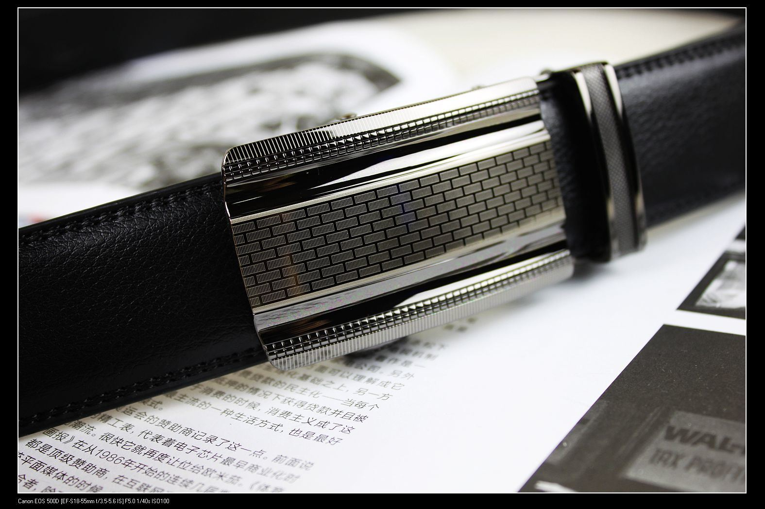Adjustable Belts for Men (A5-130516)