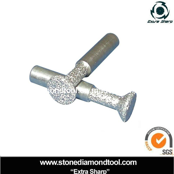 Diamond Tools Marble Electroplated Anchor Bits