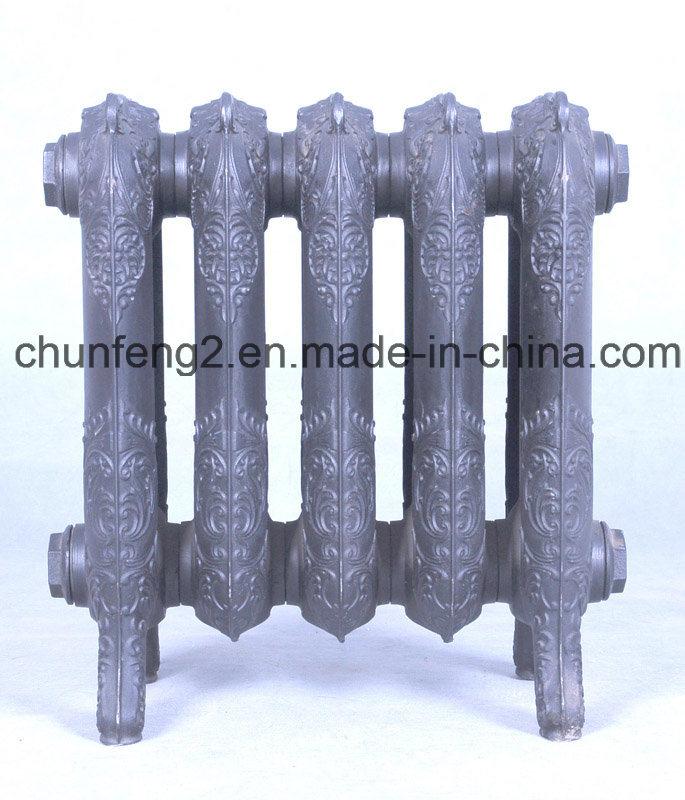 Retro Cast Iron Radiators for Home Heating
