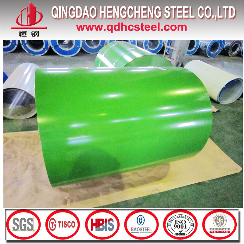 PPGI Coil/Color Coated Steel Coil/Prepainted Steel Coil