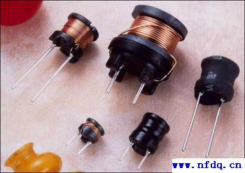 Ferrite Core Radial Leaded Inductor/Radial Inductor/Being Taped and in Reel Inductors