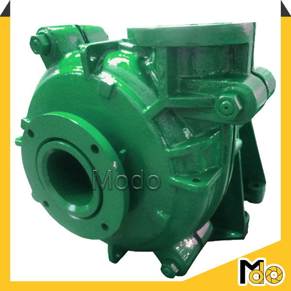 Horizontal Single Stage Durable Centrifugal Slurry Pump