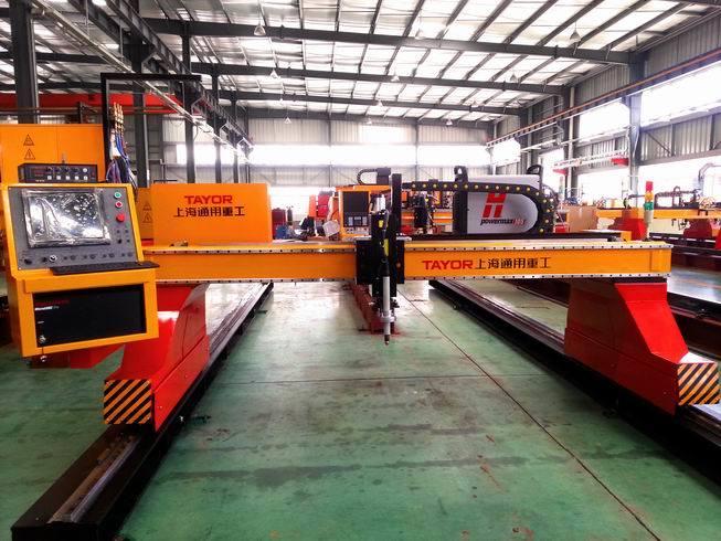 CNC Bigger Cutting Machine