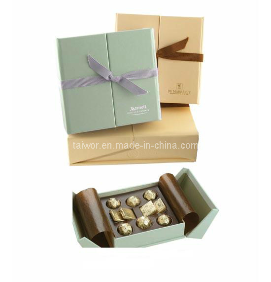 Chocolate Paper Box (TW-QKL0006)