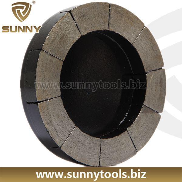 Satellite Grinding Wheel for Rough Granite Slabs Polishing (SY-GW-001)