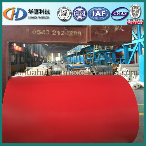 Color Coated Plate Manufacturer or Supplier! PPGI with ISO9001