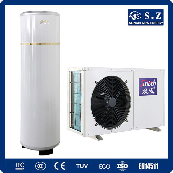 3kw 5kw 7kw 9kw Cop 4.2 Split Heating Heat Pump