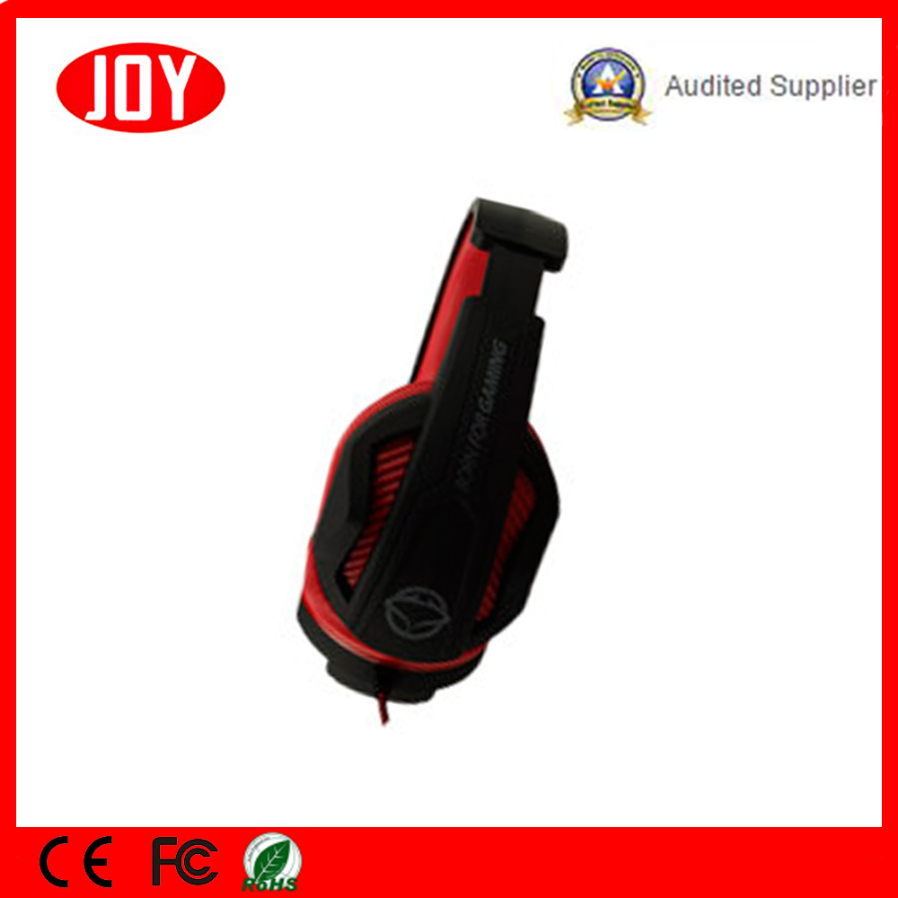 Computer Gaming Stereo Headset /Headphone with Microphone