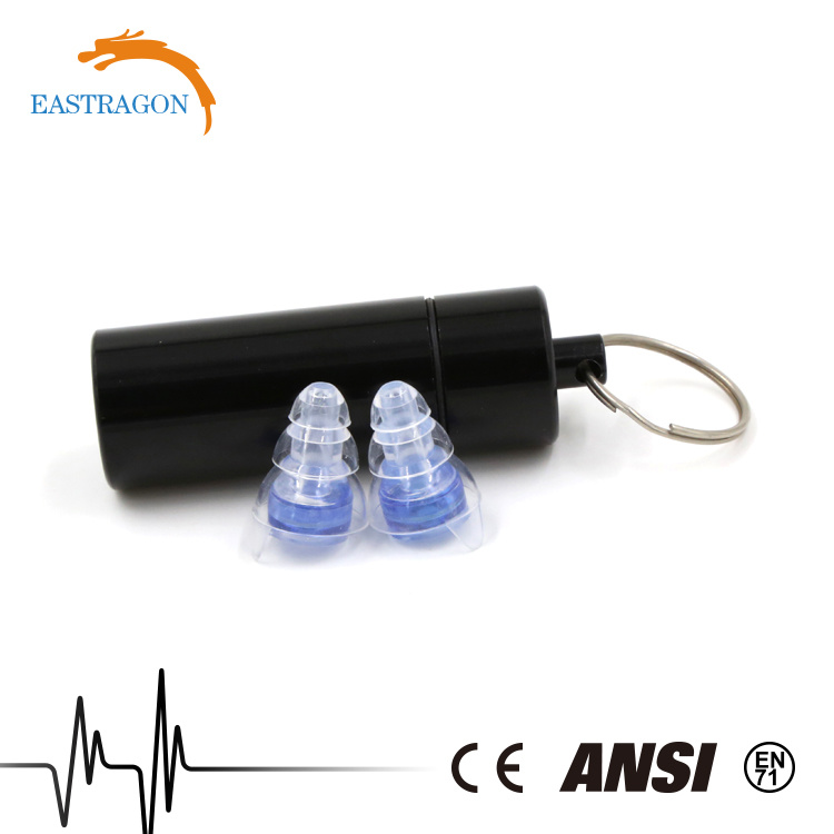 Silicon Musicians Ear Plugs with Filter