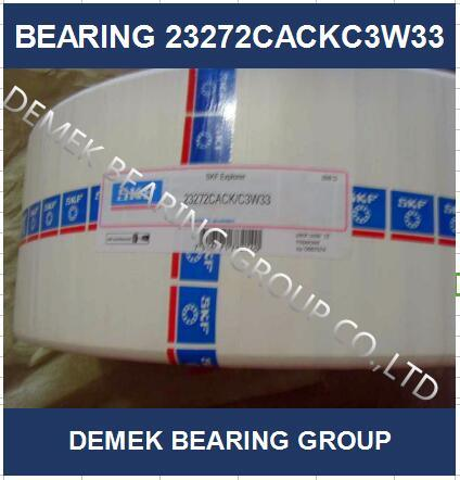 Spherical Roller Bearing 23272 Cackc3w33 with Brass Cage