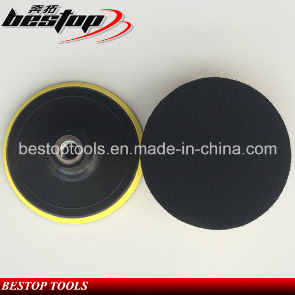 "3"" 80mm Diamond Foam Backer Pads for American Market"