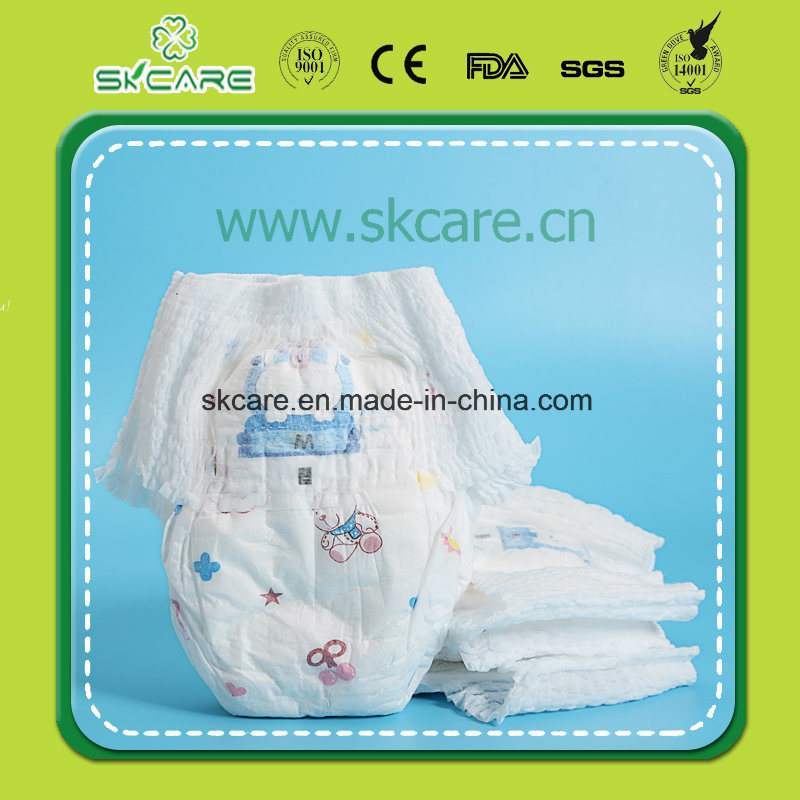 360 Degree Elastic Waist Disposable Baby Diapers