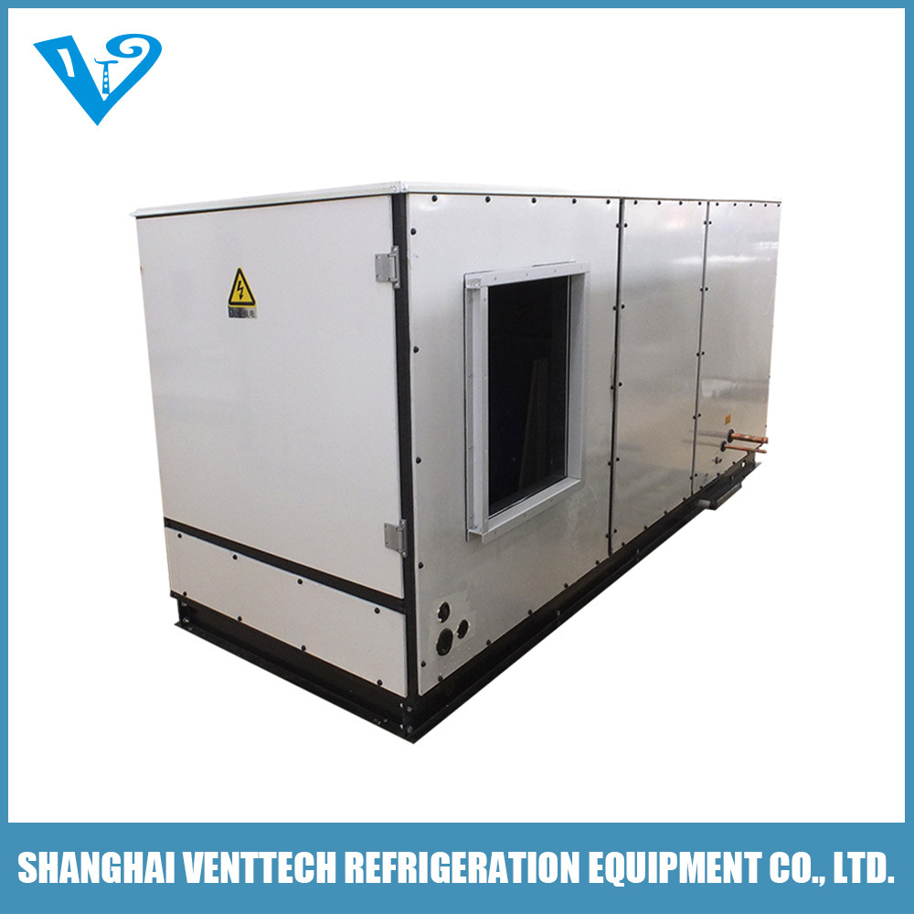 Water Cooled Dx Modular Air Handling Unit/Ahu