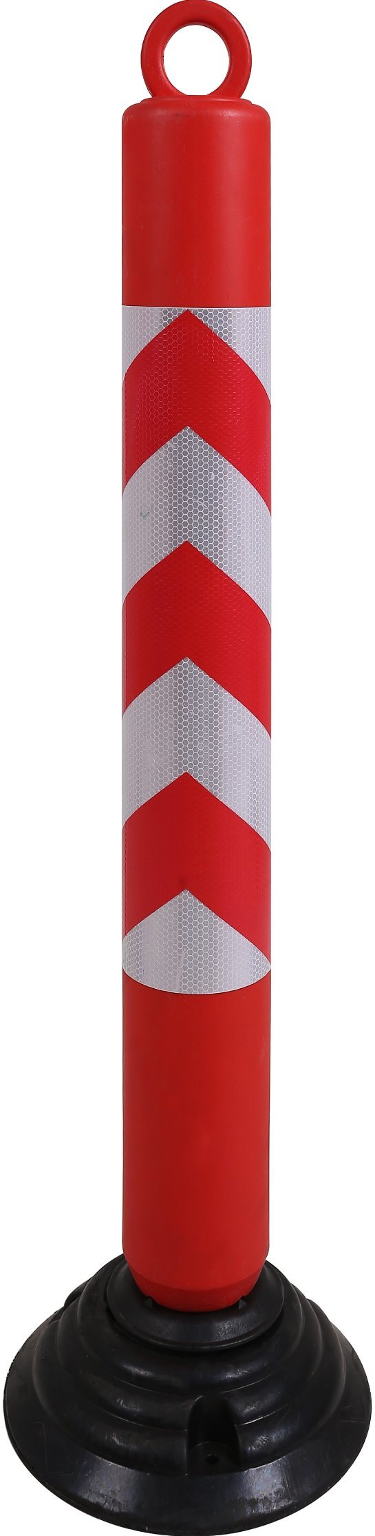 Elasticized Molded Interlocking PE 800mm Plastic Flex Bollard