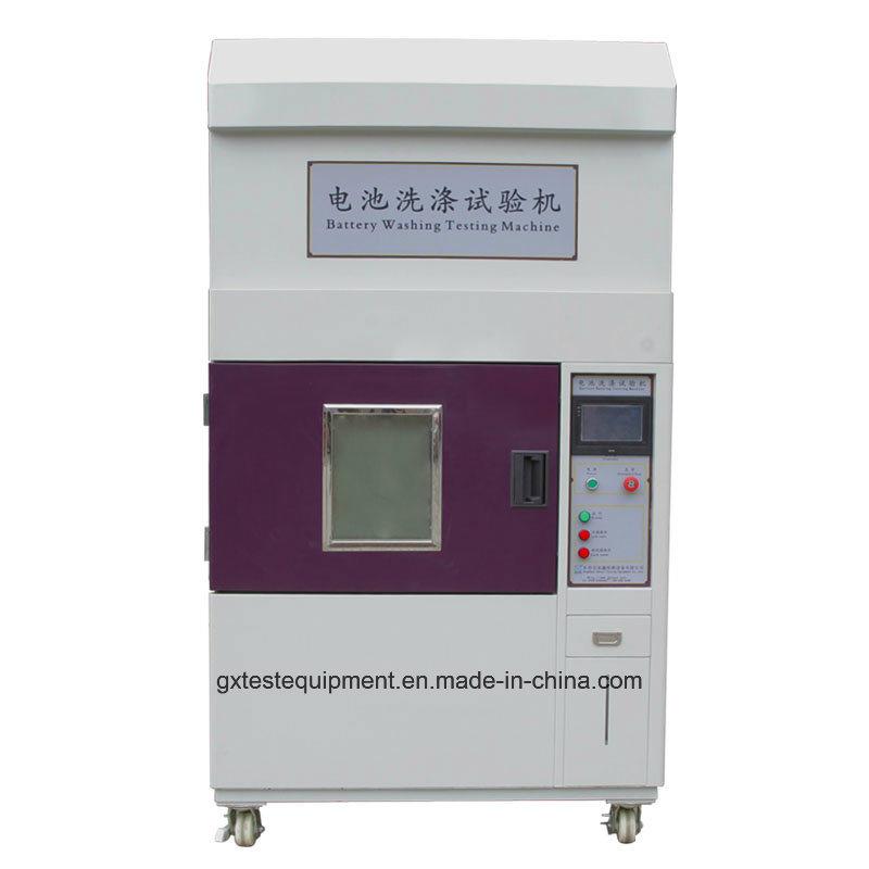 Laptop Lithium Battery Washing Test Machine