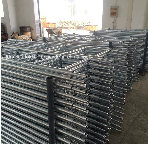 Steel Ringlock Scaffolding Ladder with Hot DIP