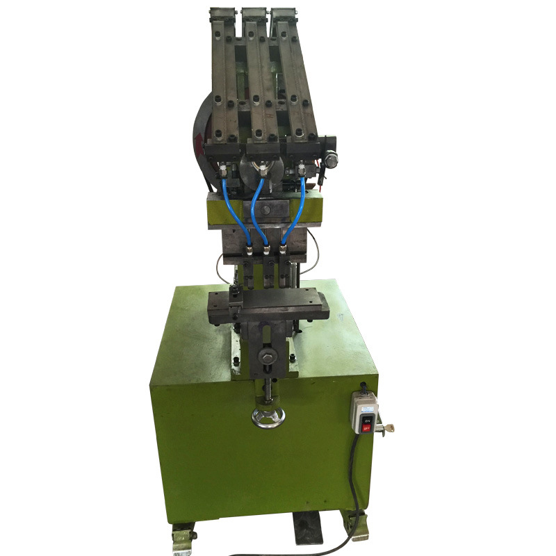 Paint Brush Nailing Machine