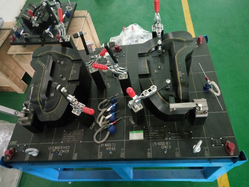 Auto Checking Fixture for Stamping Parts