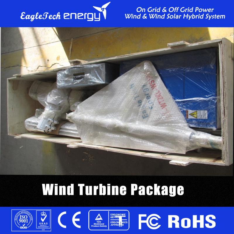 600W Wind Turbine Wind Power Generator L Wind Power System