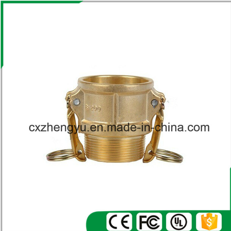 Brass Camlock Couplings/Quick Couplings (Type-B)