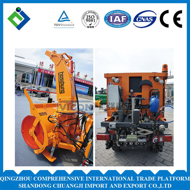 Widely Used Large Snow Throwing Machine