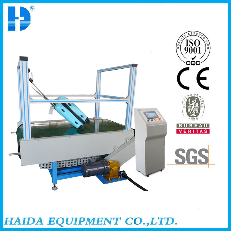 Package Suitcase / Luggage Walking Abrasion Tester / Machine