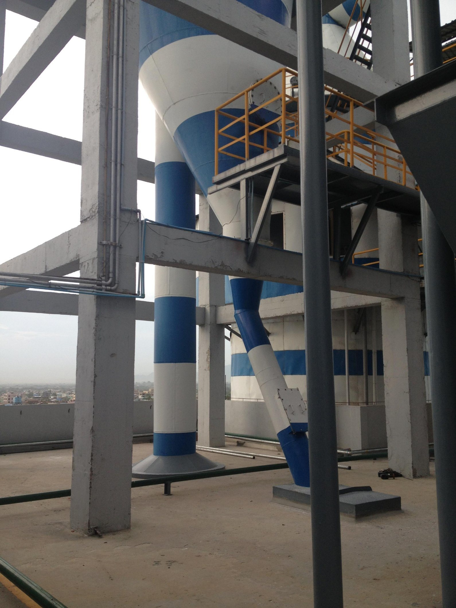 Modern Design of Washing Powder Production Line Plant