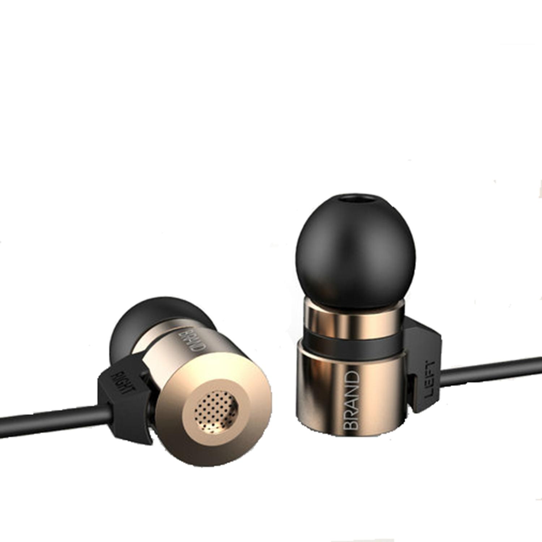 Triple Driver One Dynamic and Dual Ba Hybrid in Ear Earphone Earbuds Fashion Gifts Sport