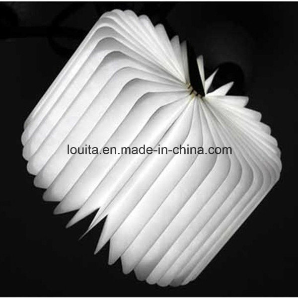 High Quality Reading Book Lamp with DuPont Tear-Persistant Paper