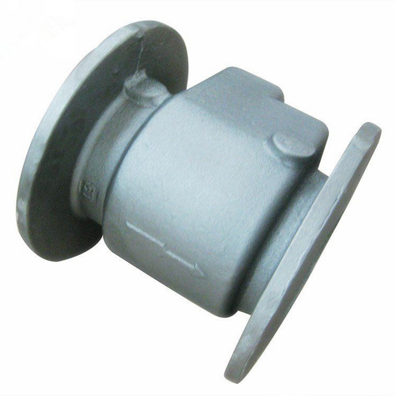 ISO9001 Grey and Ductile Cast Iron Casting for Valve Parts