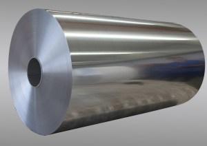 Aluminum Foil for Fin Stock in Jumbo Roll