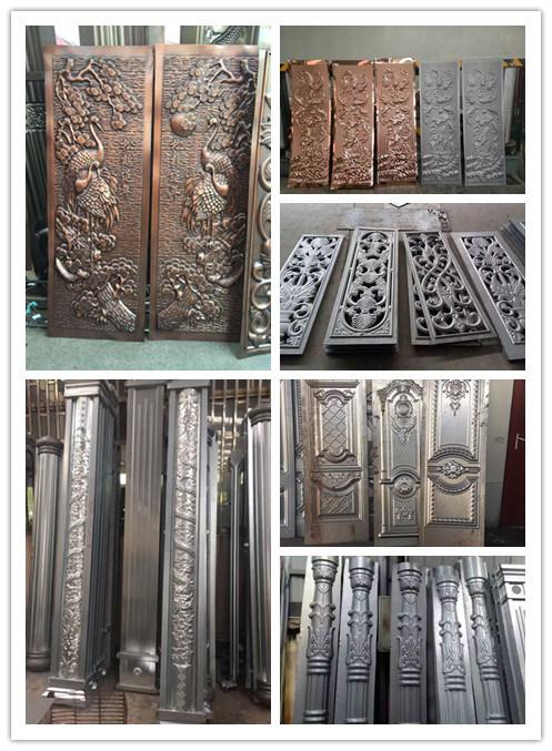 Metal Door Hydraulic Press Machine