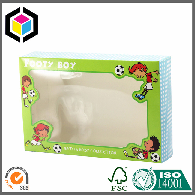 Custom Full Color Print Cardboard Paper Chocolate Packaging Box