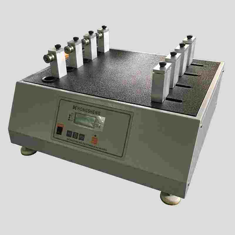 Factory Price Shoeslace Friction Testing Machine Abrasion Tester