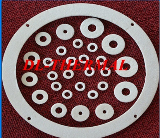 2mm Bio-Soluble Light Weight Ceramic Fiber Paper for Heat Insulation
