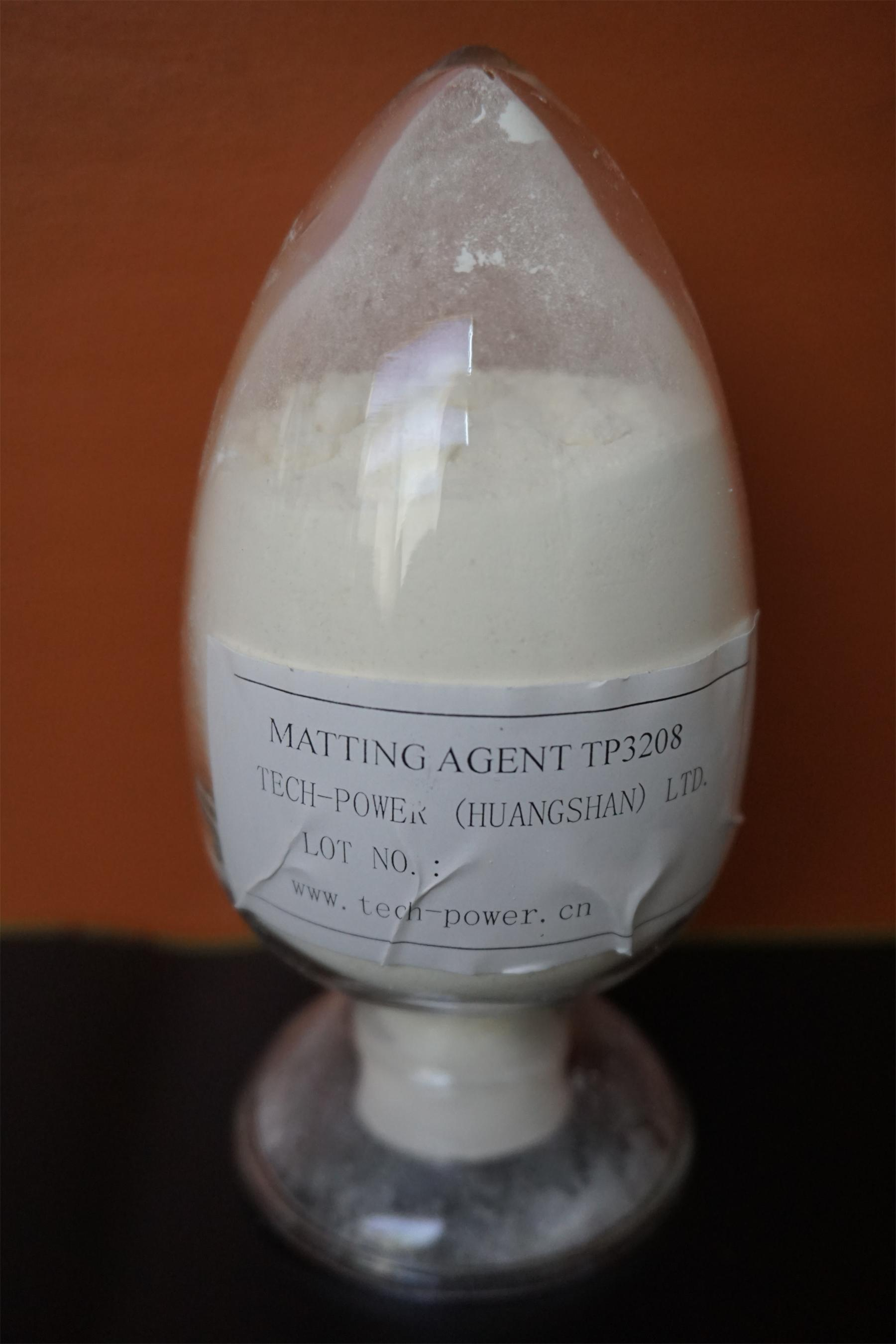 Tp3208 Is Non-Reactive Wax-Free Based Matting Agent
