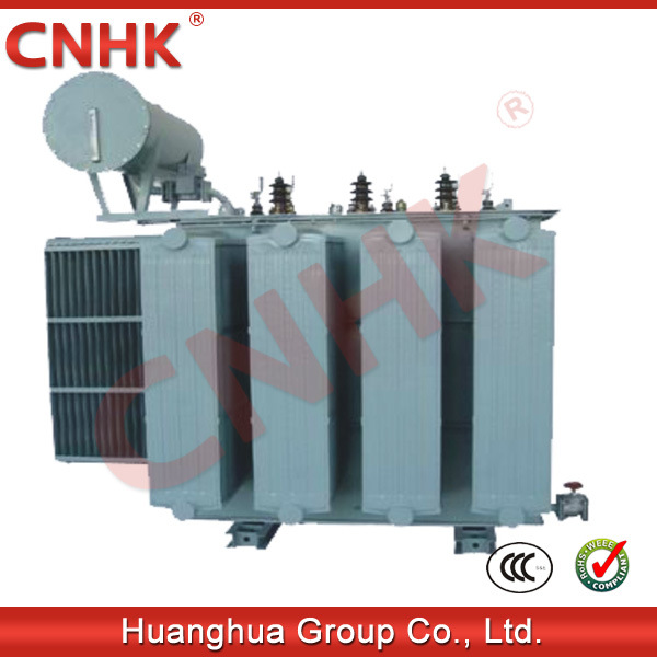 S9 S11 Three Phase Scroll Iron Core Distribution Transformer