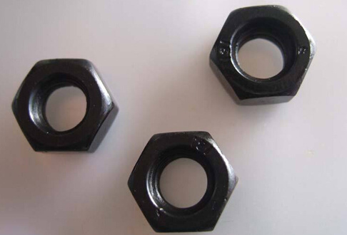DIN934 Hex Nuts Carbon Steel