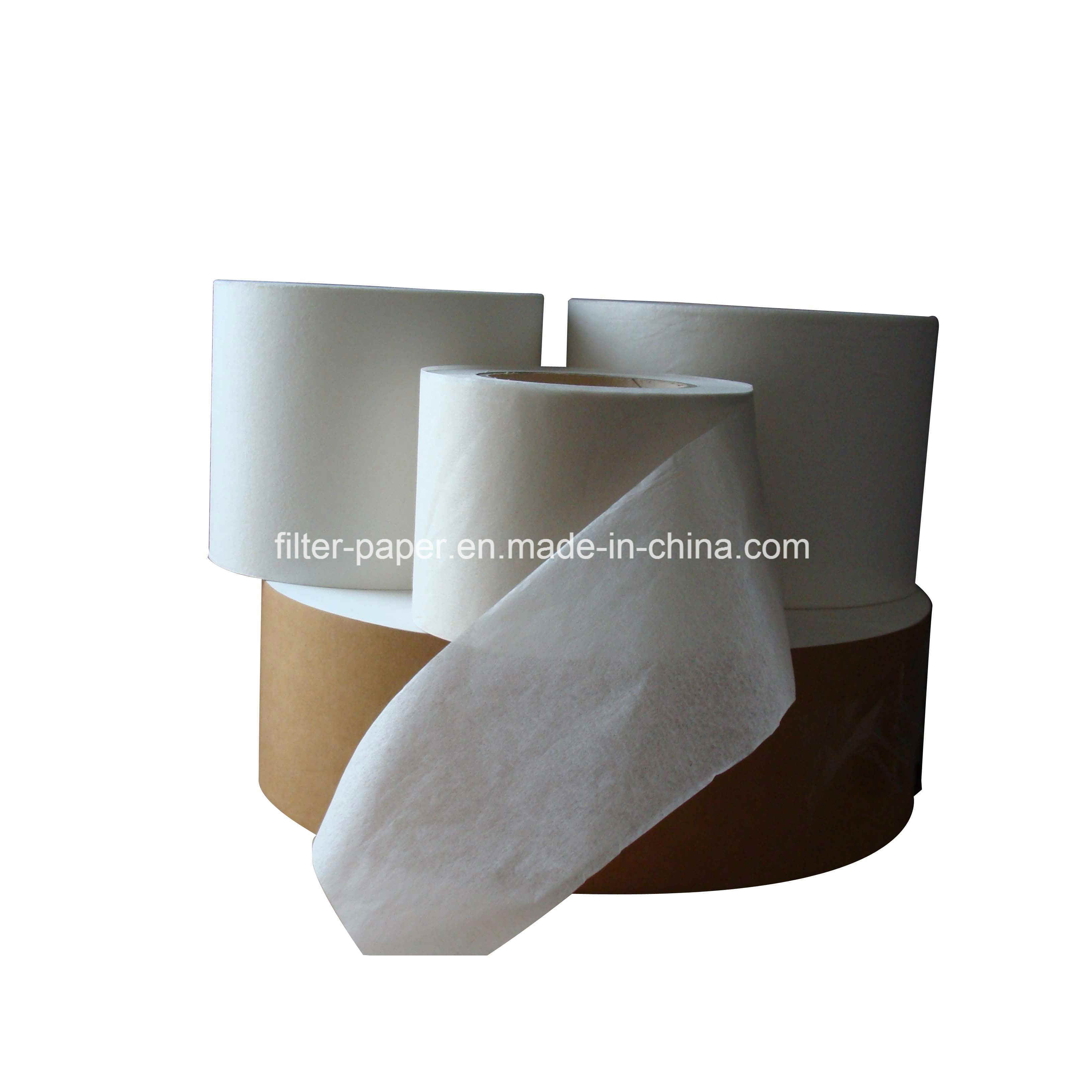 Heat Seal Tea Bag Filter Paper for Individual Tea Bags