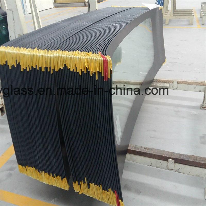Car Glass Rear Windshield for Toyo Ta Hiace Rh200/Xyg