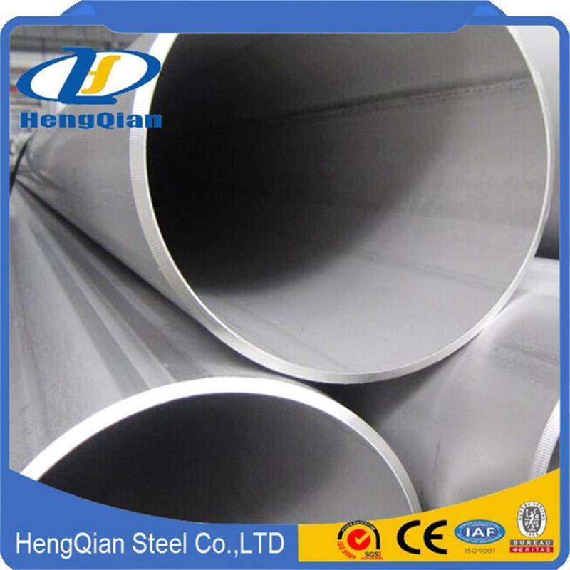 ASTM 201 202 304 316 Welded Stainless Steel Pipe