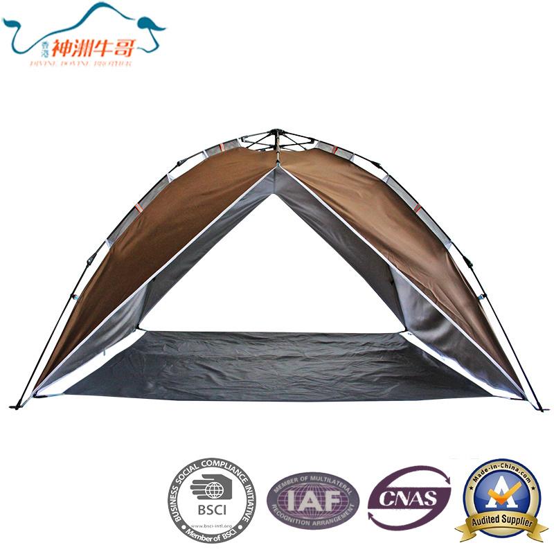 210d Oxford Multifunctional Waterproof Camping Tent for Outdoor Activities