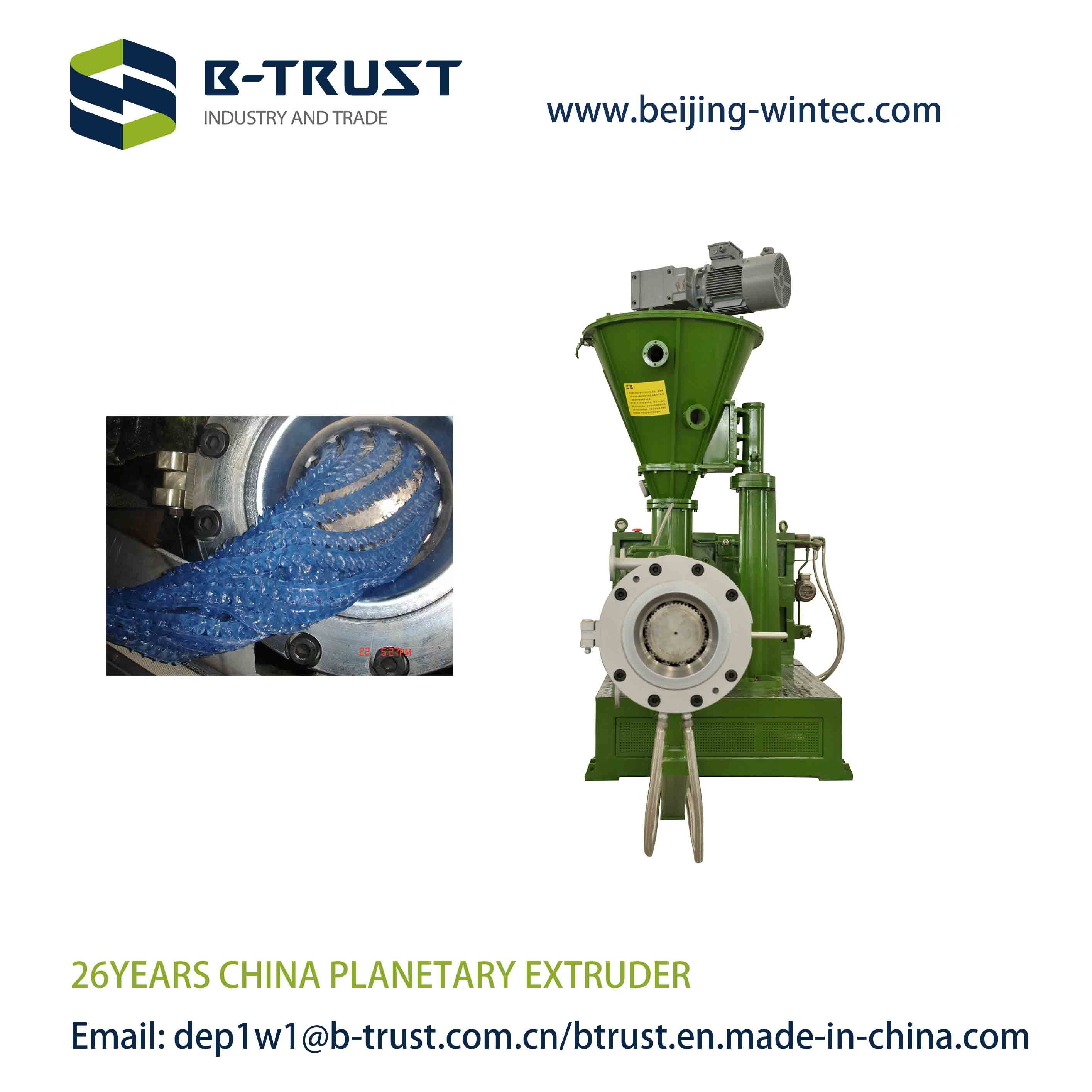 Central Shalft Made of German Material for Planetary Extruder