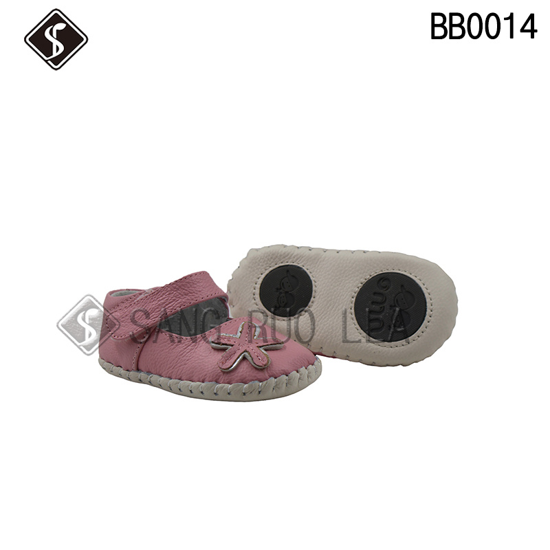 Soft Leather Toddler and Infant Shoes