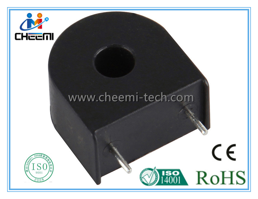 Current Transformer 5A/2.5mA 0-40A Range PCB Mounting CT