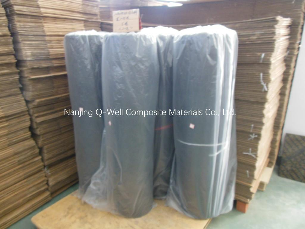 China Direct Supply Activated Carbon Fiber Surface Mat/Felt, Acf, A17013